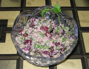 Рецепт приготовления лобио