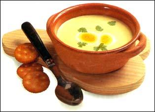 Голландский сырный суп