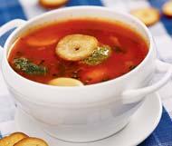 Суп зимний вегитарианский