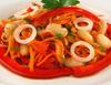 рецепт салат фасолью